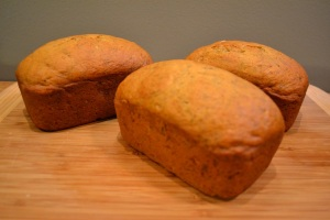 Banana bread mini loaves =)